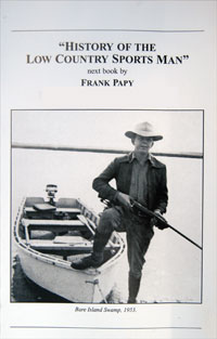 History of the Low Country Sportsman